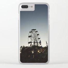 June Clear iPhone Case