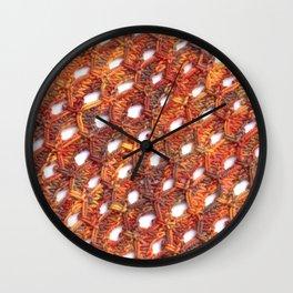Celestial Phantoms Wall Clock