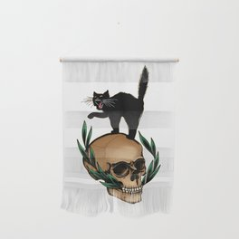 Scaredy Cat Wall Hanging