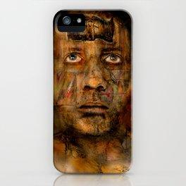 Kopfgefangenheit  iPhone Case