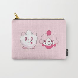 Swirlpuff (v2) Carry-All Pouch