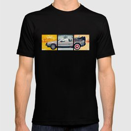 DeLorean DMC-12 - Cinema Classics T-shirt