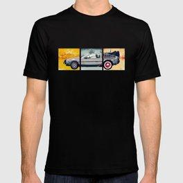 DeLorean DMC-12 - Cinema Classics T-shirt