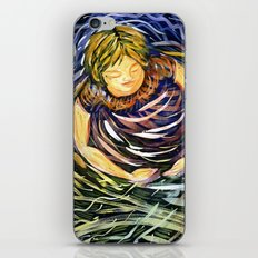 Practicing the Seven Veils  iPhone & iPod Skin