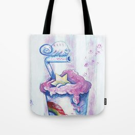 Sweet chameleon Tote Bag