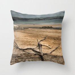 Driftwood 3 Throw Pillow