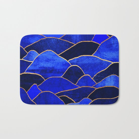 Blue Hills Bath Mat