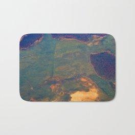 Aerial  Bath Mat