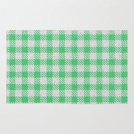 Emerald Buffalo Plaid Rug