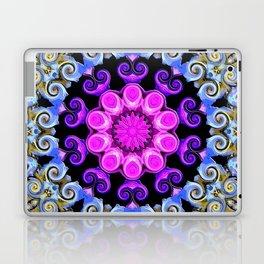 Colorful Oriental Mandala Laptop & iPad Skin