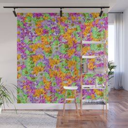 Flowering Garden Wall Mural