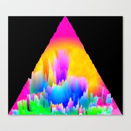 Macintosh 80s plus Canvas Print