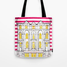 london house Tote Bag