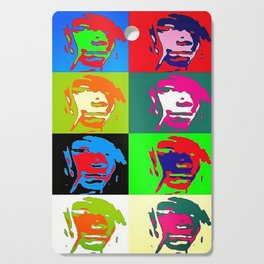 Free In Colorfulness Cutting Board