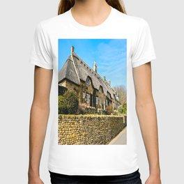 Cotswold Cottages  T-shirt