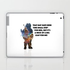 Man on the Moon Laptop & iPad Skin