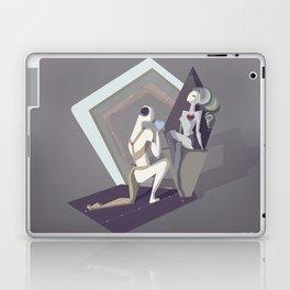 HEART OF ICE Laptop & iPad Skin