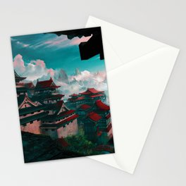 A Part of the Sky Stationery Cards