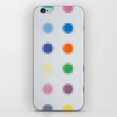 Lego: Spots iPhone & iPod Skin