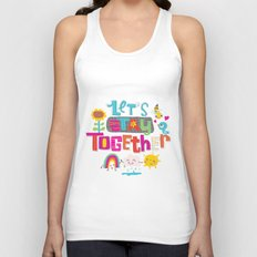 together Unisex Tank Top