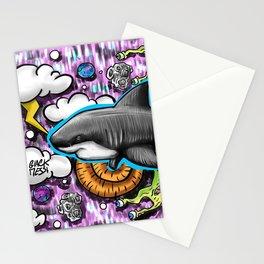 Shark Stationery Cards