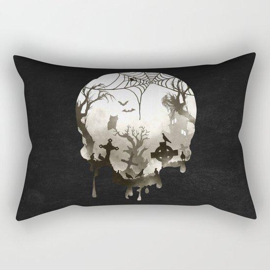 The Darkest Hour Rectangular Pillow