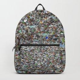 glass beach Backpack