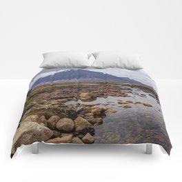 Glencoe the Scottish mountains Comforters