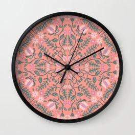 Baby Flynn Wall Clock