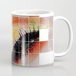 Pixel Coffee Mug