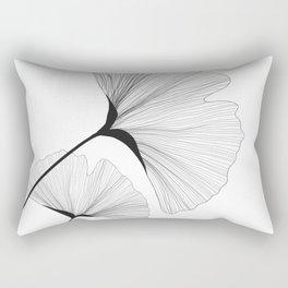 Leaf II Rectangular Pillow