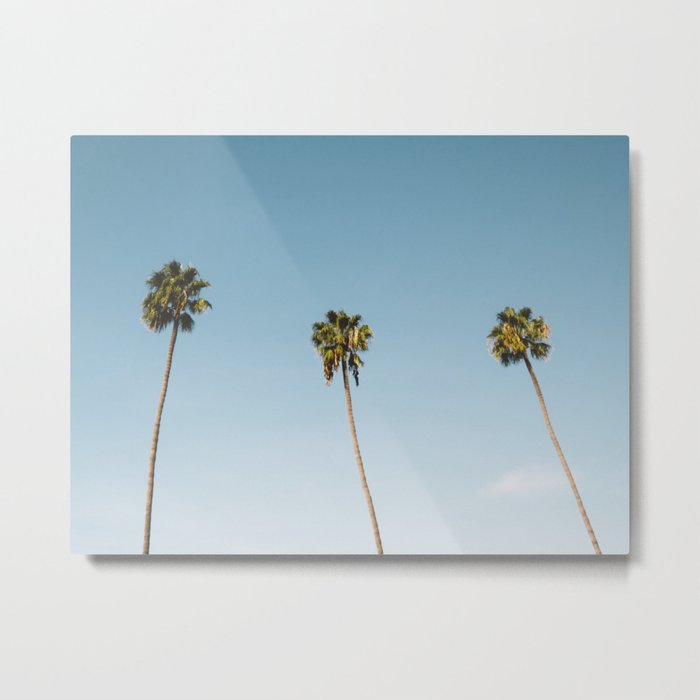 Socal Summer Metal Print