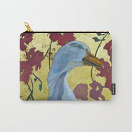 Lucy the Peking Duck Carry-All Pouch