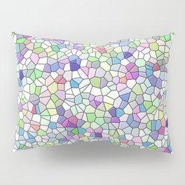 Mosaic Pattern Pillow Sham