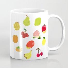 Fruits Fruits Fruits! Coffee Mug