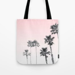 Tranquillity - pink sky Tote Bag