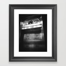 You've Reached The Twilight Zone Framed Art Print