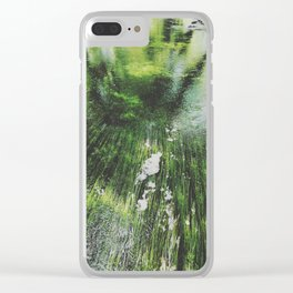 Pure Lake Water - Umbria Clear iPhone Case