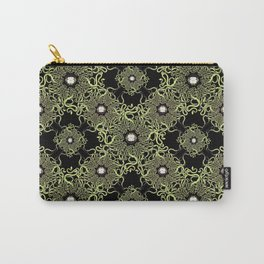 Serpentine Mandala VI Carry-All Pouch