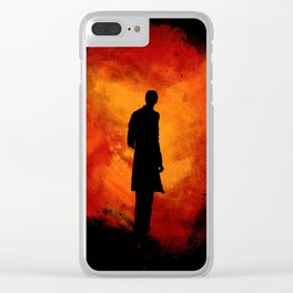 Rings of Akhaten - 11th Doctor Clear iPhone Case