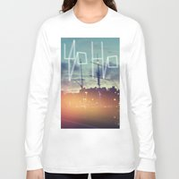 pirate ship Long Sleeve T-shirts featuring I was born on a pirate ship. by CaptClare