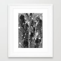 levi Framed Art Prints featuring Levi by Liquid Universe Designs
