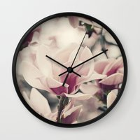 royal Wall Clocks featuring Royal by Laura Ruth