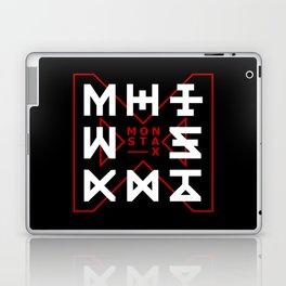 Monsta X -The Code Laptop & iPad Skin