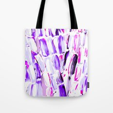 Lavender Spring Sugarcane Tote Bag