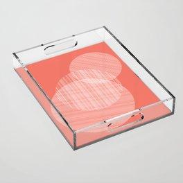 3 Acrylic Tray
