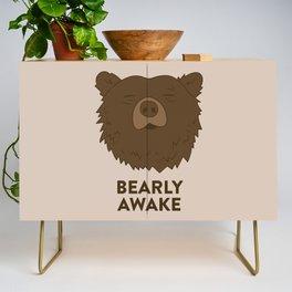 BEARLY AWAKE Credenza