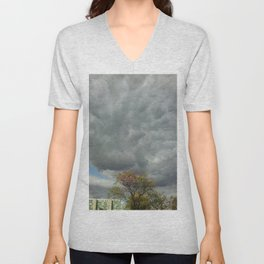 Emanation Unisex V-Neck