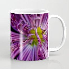 Purple & Black Coffee Mug