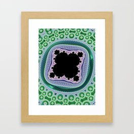 Lily Pond Framed Art Print